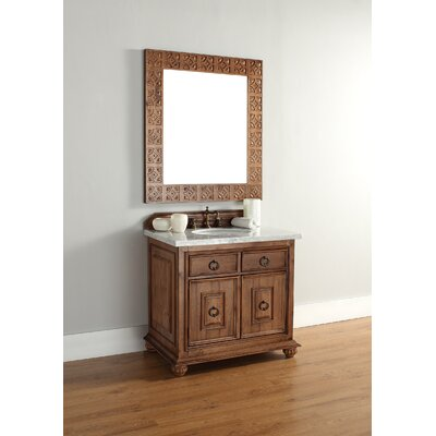 Frye 36 Single Cinnamon Bathroom Vanity