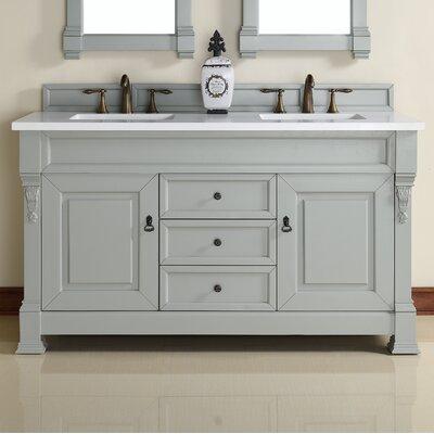 Brookfield 60 Double Bathroom Vanity Base