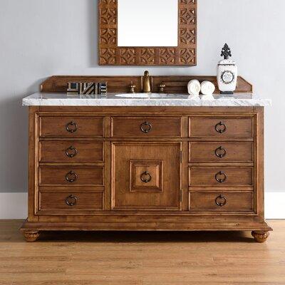 Mykonos 60 Single Bathroom Vanity Base