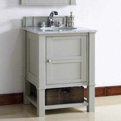 Westminster 26 Single Dove Gray Bathroom Vanity Set
