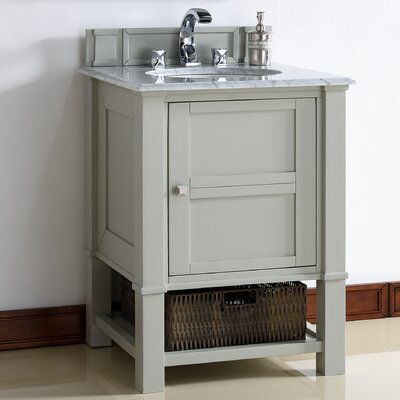 Madison 26 Single Dove Gray Bathroom Vanity Set