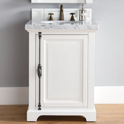Providence 26 Single Urban Gray Bathroom Vanity Set