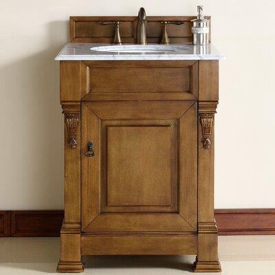 Brookfield 26 Single Bathroom Vanity Set