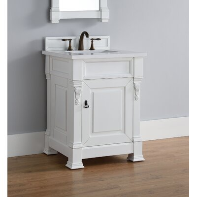 Brookfield 26 Single Bathroom Vanity Set