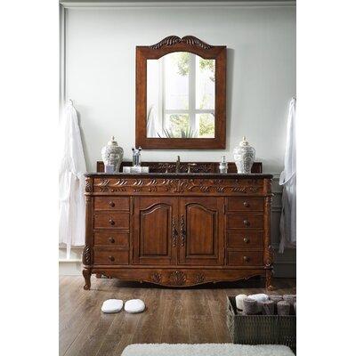Classico 60 Single Cherry Bathroom Vanity Set