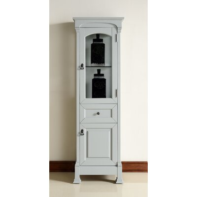 Stockbridge Vanity Accent Cabinet Finish: Urban Gray