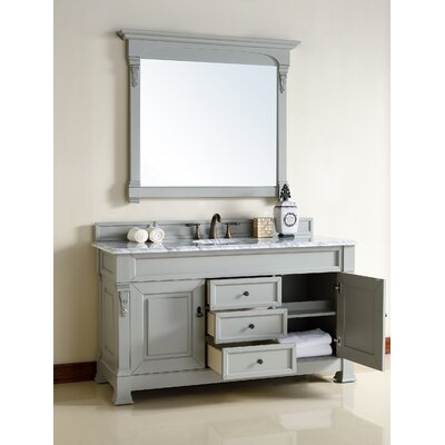 Brookfield 60 Single Bathroom Vanity Base