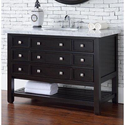 Vancouver 48 Single Bathroom Vanity Base