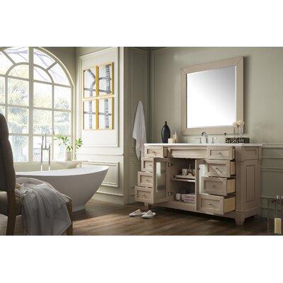 Laliberte 60 Single Contemporary Bathroom Vanity Set