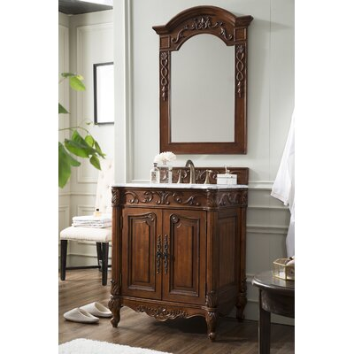 Avildsen Traditional 30 Single Bathroom Vanity Set