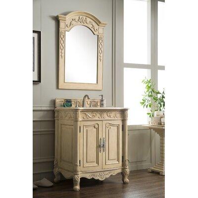 Avildsen 30 Single Wood Bathroom Vanity Set