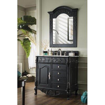 Avildsen 36 Single Wood Bathroom Vanity Set