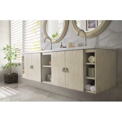 Hobbs 72 Double Bathroom Vanity
