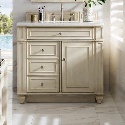 Lambrecht 36 Single Bathroom Vanity