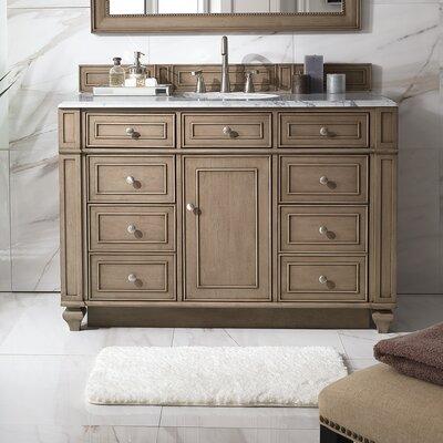 Bristol 48 Single Bathroom Vanity Base