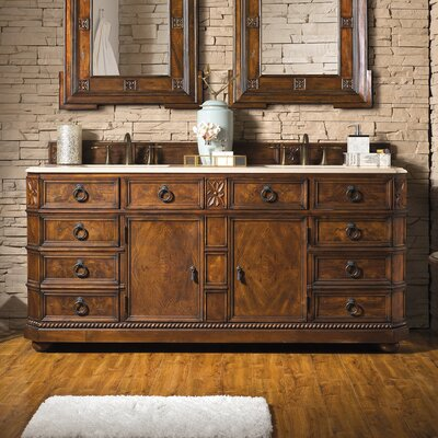 Breen 71 Double Bathroom Vanity Set