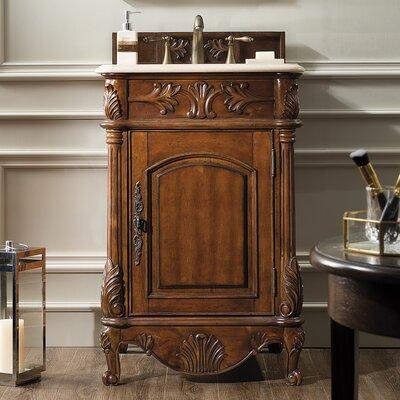 Avildsen 24 Single Wood Bathroom Vanity Set