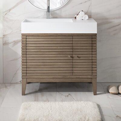 Mosley 36 Single Bathroom Vanity Set