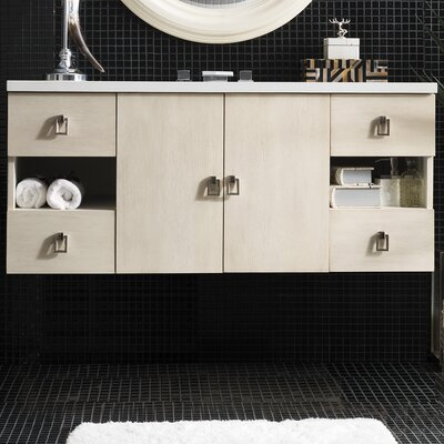 Hobbs 48 Single Bathroom Vanity