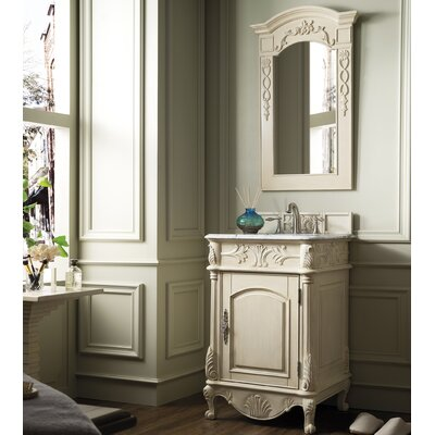Avildsen 24 Single Bathroom Vanity Set