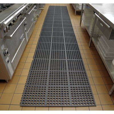 Kitchen Pro Interlocking Comfort Kitchen Mat