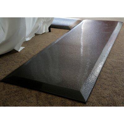 Spa Comfort Superior Ergonomic Doormat Rug Size: 60 L  x 18 W