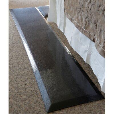 Spa Comfort Superior Ergonomic Doormat Rug Size: 84 L  x 18 W