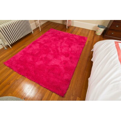 Super Soft Pink Area Rug