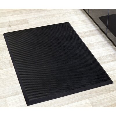 Professional Series Ultimate Comfort Safety Tread Mat Color: Black