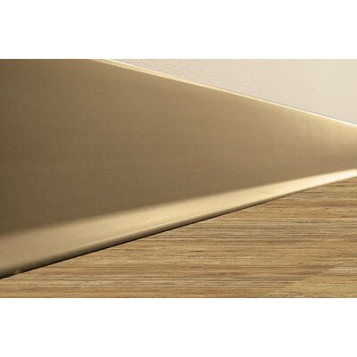 1440 x 4 Cove Base Tile Trim in Brown