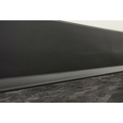 1440 x 4 Cove Base Tile Trim in Black