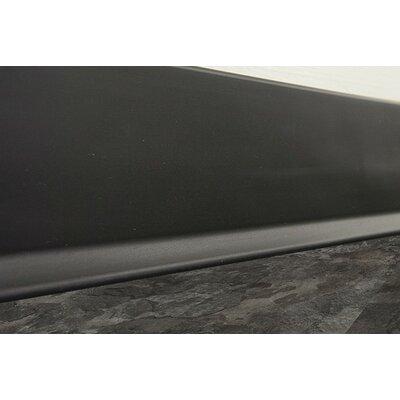 1440 x 4 Cove Base Tile Trim in Black