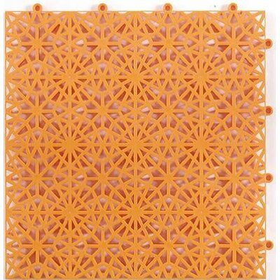 Bergo Medium Basketball Court Interlocking Plastic Tiles