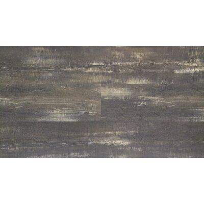 Power Click 7 x 47.75 x 5mm Vinyl Plank in Fossil oak