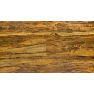 Power Click 7 x 47.75 x 5mm Vinyl Plank in Sunburst Acacia