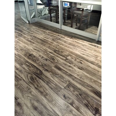 Power Click 7 x 48 x 5mm Luxury Vinyl Plank in Drifted Acacia
