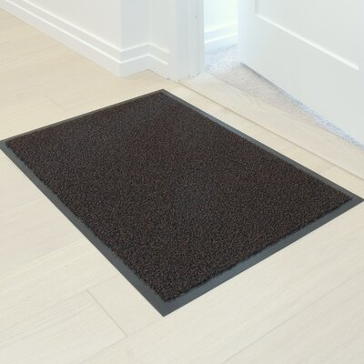 Protection Plus Entrance Doormat Color: Cocoa Brown