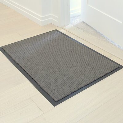 Camel Entrance Doormat Color: Beige