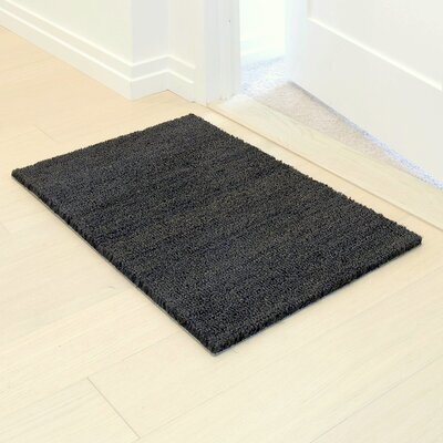 Vibrancy Coco Entrance Doormat Color: Cocoa Brown