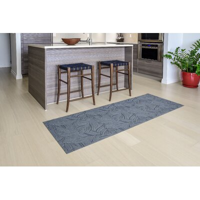 Othello All Weather Runner Kitchen Mat Mat Size: 22 x 67