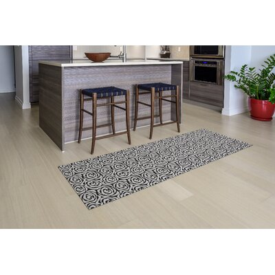 Oberle All Weather Runner Outdoor Kitchen Mat Mat Size: 22 x 67