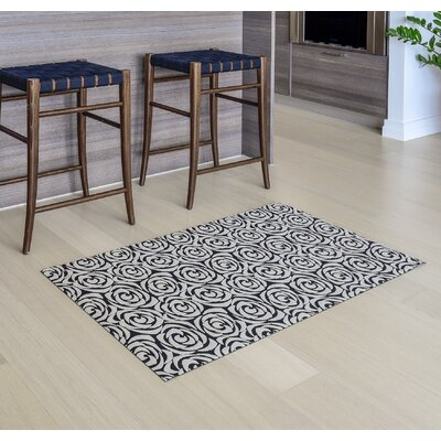 Oberle All Weather Runner Outdoor Kitchen Mat Mat Size: 22 x 39