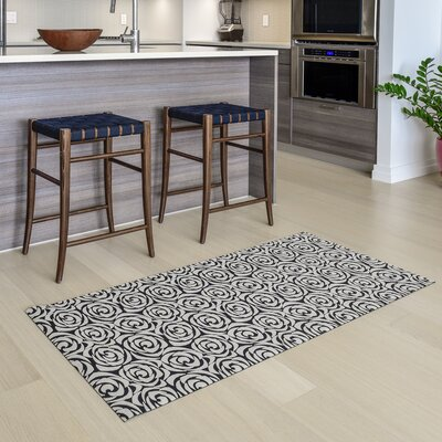 Oberle All Weather Runner Outdoor Kitchen Mat Mat Size: 22 x 411