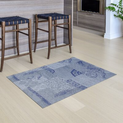 Gerda All Weather Runner Outdoor Kitchen Mat Mat Size: 22 x 39