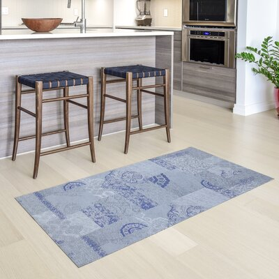 Gerda All Weather Runner Outdoor Kitchen Mat Mat Size: 22 x 411
