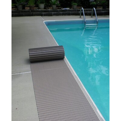 Worlds Best Barefoot Anti-Slip Doormat Size: Rectangle 2 x 30, Color: Buff