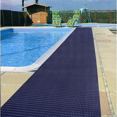 Worlds Best Barefoot Anti-Slip Doormat Mat Size: Rectangle 2 x 30, Color: Oxford Blue