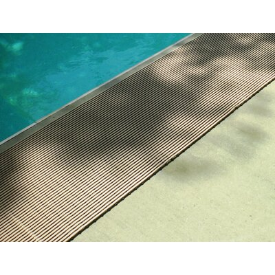 Worlds Best Barefoot Anti-Slip Doormat Size: 3 x 10, Color: Buff