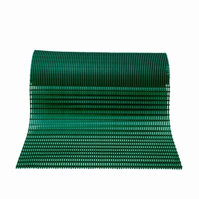 Worlds Best Barefoot Anti-Slip Doormat Size: Rectangle 3 x 30, Color: Forest Green