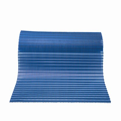 Worlds Best Barefoot Anti-Slip Doormat Size: Rectangle 3 x 30, Color: Libght Blue